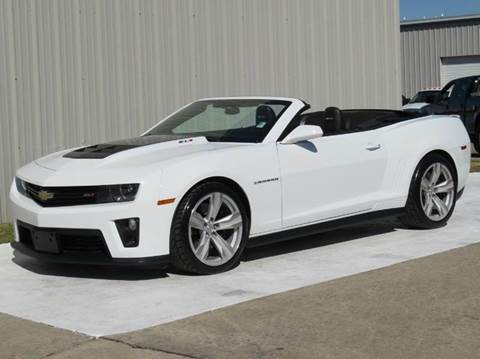 2013 Chevrolet Camaro for sale at Diesel Of Houston in Houston TX