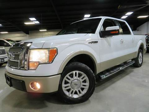 2010 Ford F-150 for sale at Diesel Of Houston in Houston TX