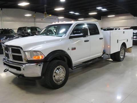2011 Dodge Ram chassis 4500