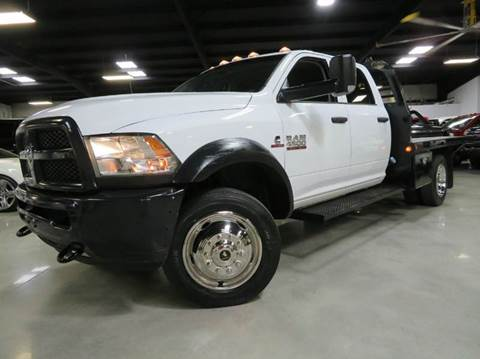 2013 Dodge Ram Chassis 4500 for sale at Diesel Of Houston in Houston TX