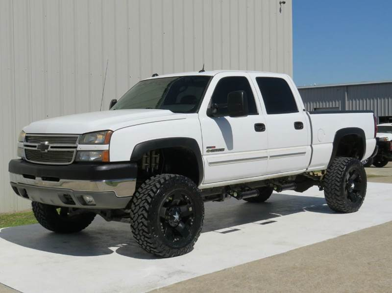 2005 chevrolet silverado 2500hd in houston tx diesel of houston. Black Bedroom Furniture Sets. Home Design Ideas