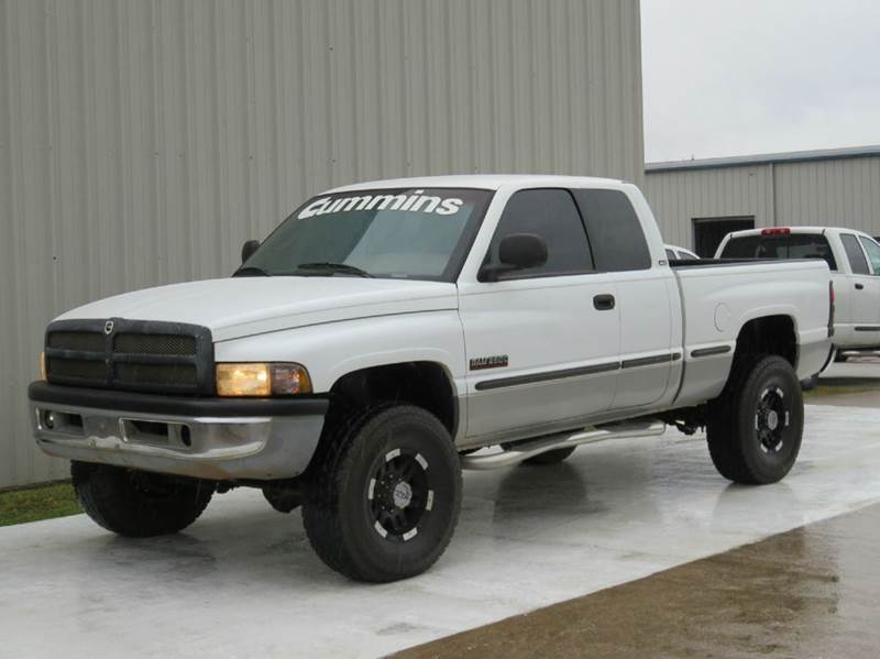 1998 dodge ram pickup 2500 laramie slt 5 9l cummins diesel 4x4 lift in houston tx diesel of. Black Bedroom Furniture Sets. Home Design Ideas