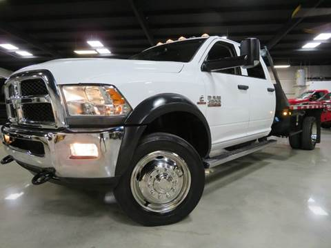 2015 Dodge Ram Chassis 4500 for sale at Diesel Of Houston in Houston TX