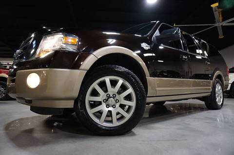 2013 Ford Expedition EL for sale at Diesel Of Houston in Houston TX