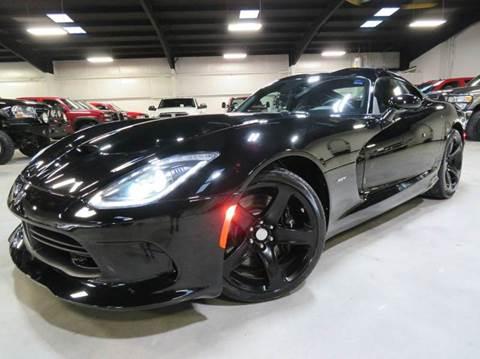 2014 Dodge SRT Viper for sale at Diesel Of Houston in Houston TX