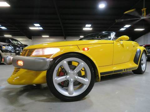 1999 Plymouth Prowler for sale at Diesel Of Houston in Houston TX