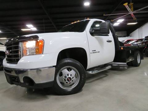 2009 GMC Sierra 3500HD CC for sale at Diesel Of Houston in Houston TX