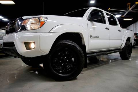 2015 Toyota Tacoma for sale at Diesel Of Houston in Houston TX