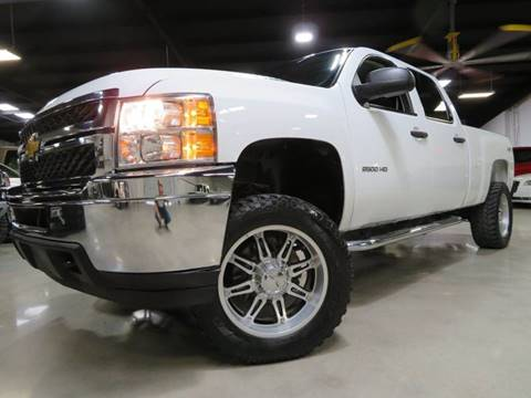 2012 Chevrolet Silverado 2500HD for sale at Diesel Of Houston in Houston TX
