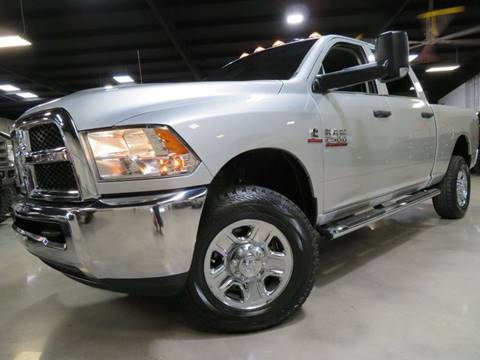 2014 RAM Ram Pickup 2500 for sale at Diesel Of Houston in Houston TX