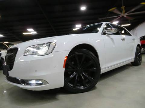 2015 Chrysler 300 for sale at Diesel Of Houston in Houston TX