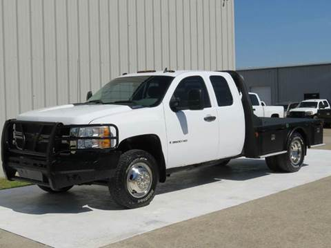 2008 Chevrolet Silverado 3500HD CC for sale at Diesel Of Houston in Houston TX