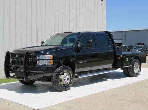 2012 Chevrolet Silverado 3500HD CC for sale at Diesel Of Houston in Houston TX