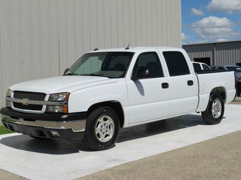 2004 Chevrolet Silverado 1500 for sale at Diesel Of Houston in Houston TX