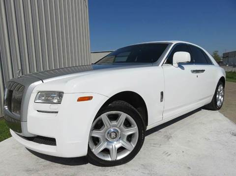 2010 Rolls-Royce Ghost for sale at Diesel Of Houston in Houston TX