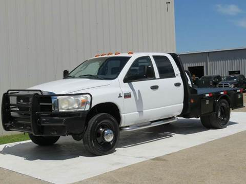 2008 Dodge Ram Chassis 3500 for sale at Diesel Of Houston in Houston TX