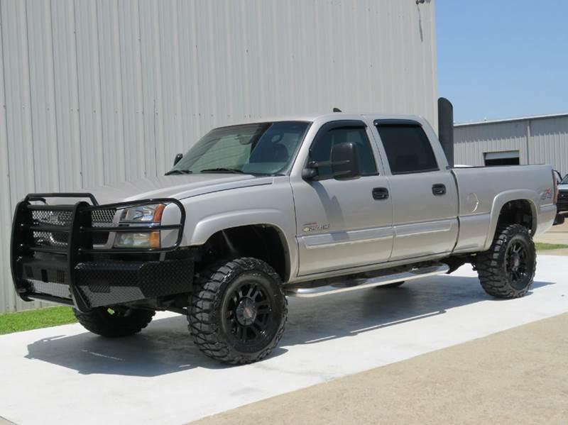 2500 Duramax Diesel >> 2004 Chevrolet Silverado 2500Hd LS 4X4 6.6 DURAMAX DIESEL 4X4 ALLISON STACKS DELETED PROGRAMMED ...