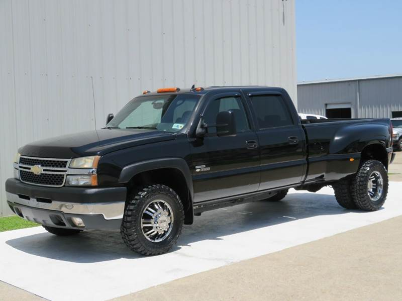 2007 chevrolet silverado 3500hd in houston tx diesel of houston. Black Bedroom Furniture Sets. Home Design Ideas