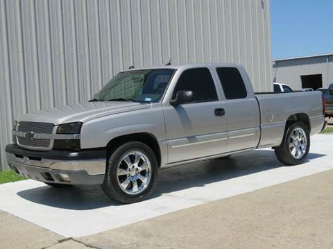 2004 Chevrolet Silverado 1500 Classic for sale at Diesel Of Houston in Houston TX