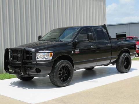 2009 Dodge Ram Pickup 2500 for sale at Diesel Of Houston in Houston TX