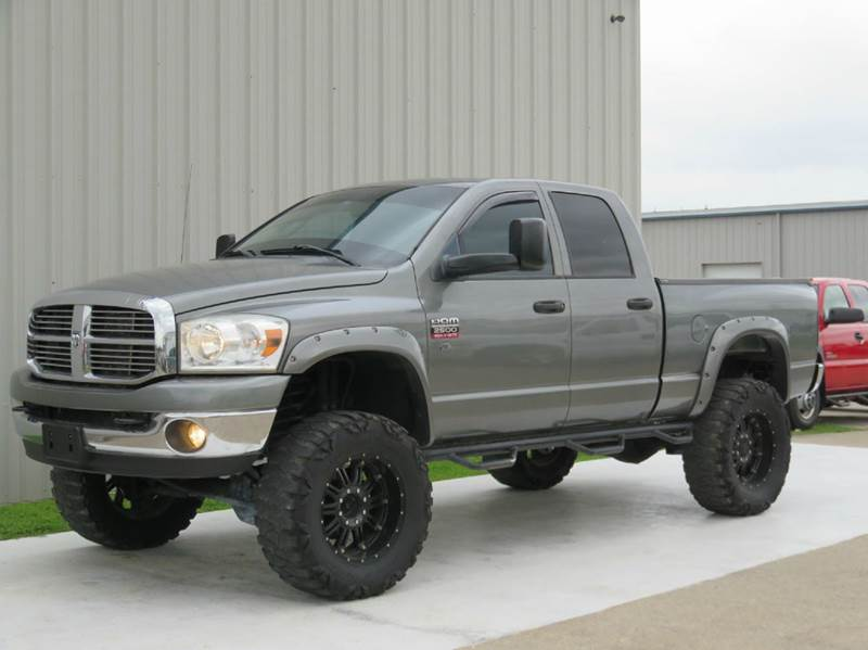 2008 Dodge Ram Pickup 2500 In Houston Tx Diesel Of Houston
