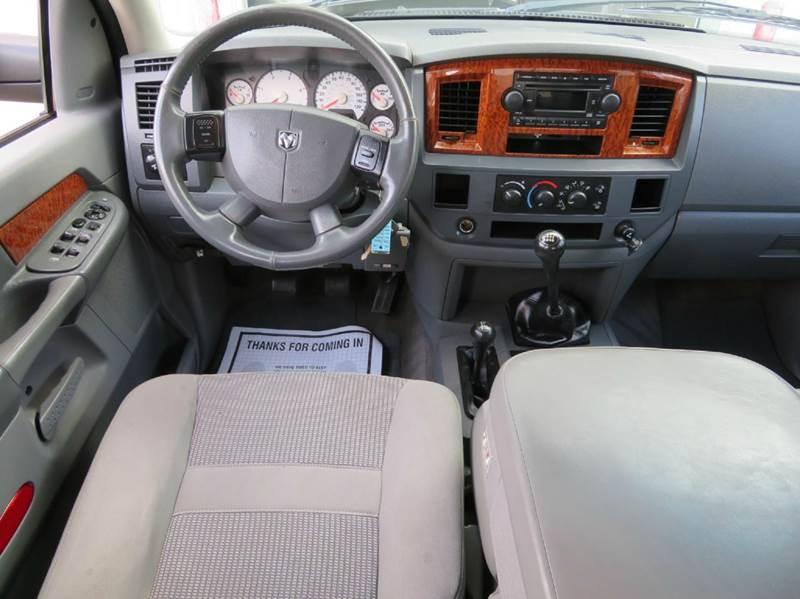 2006 Dodge Ram Pickup 3500 SLT 5.9L CUMMINS TURBO DIESEL H.O (HIGH ...