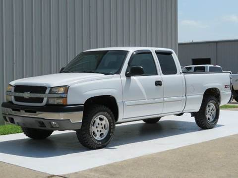 2003 Chevrolet Silverado 1500 for sale at Diesel Of Houston in Houston TX