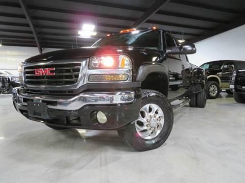 2005 GMC Sierra 3500 Classic for sale at Diesel Of Houston in Houston TX