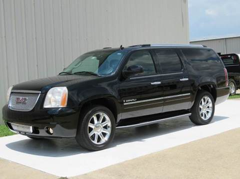2009 GMC Yukon XL for sale at Diesel Of Houston in Houston TX