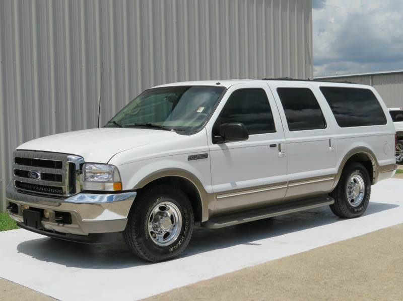 Ford Excursion Limited  L Powerstrokesel Wd Sensors