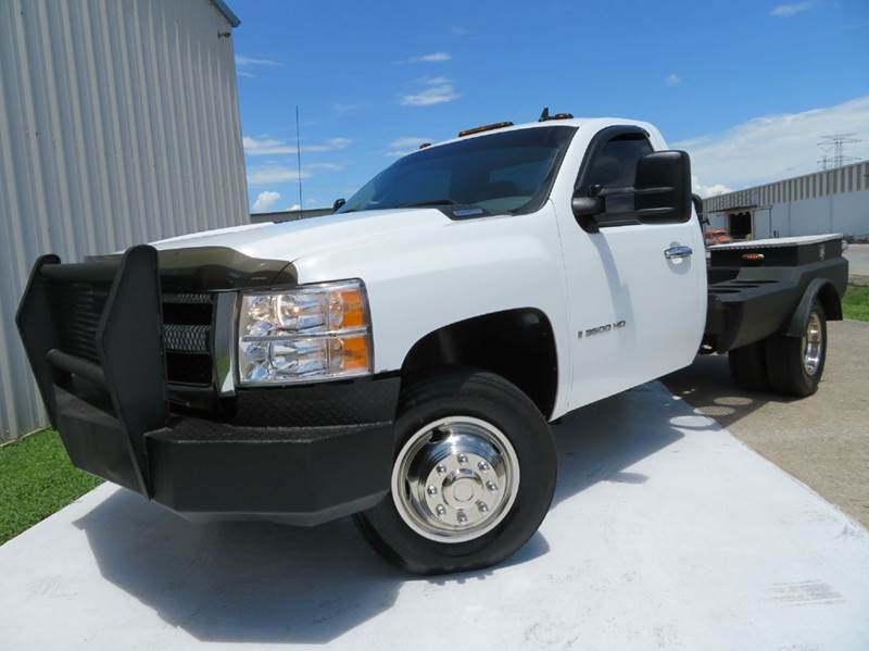2008 chevrolet silverado 3500hd in houston tx diesel of houston. Black Bedroom Furniture Sets. Home Design Ideas