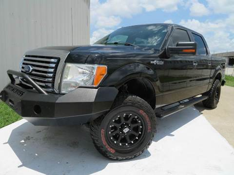2011 Ford F-150 for sale at Diesel Of Houston in Houston TX