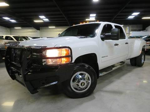 2011 Chevrolet Silverado 3500HD for sale at Diesel Of Houston in Houston TX