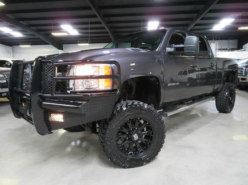 2011 Chevrolet Silverado 2500hd In Houston Tx Diesel Of Houston