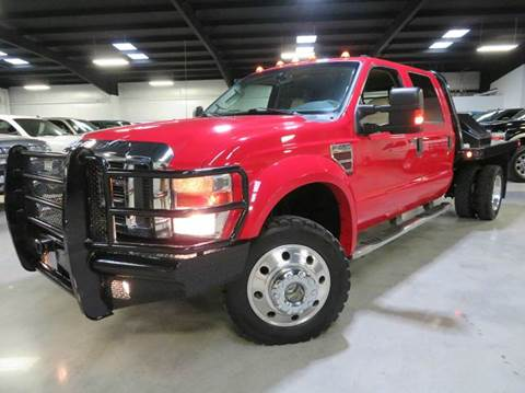 2008 Ford F-450 Super Duty for sale at Diesel Of Houston in Houston TX