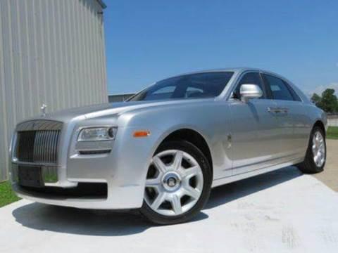 2012 Rolls-Royce Ghost for sale at Diesel Of Houston in Houston TX