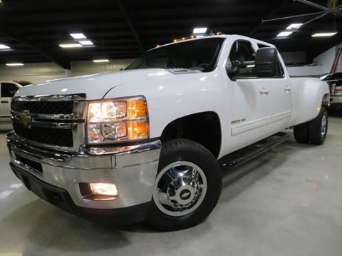 2011 Chevrolet Silverado 3500HD for sale at Diesel Of Houston in Houston TX