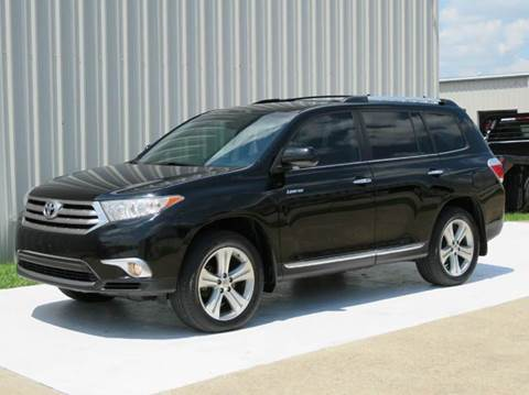 2013 Toyota Highlander for sale at Diesel Of Houston in Houston TX