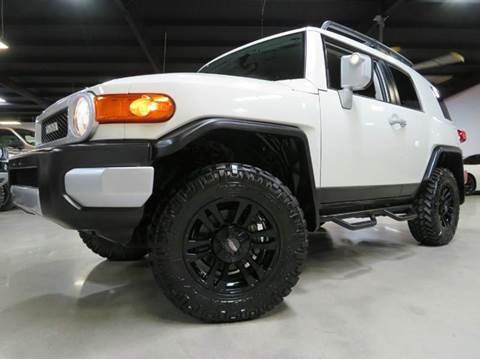 2013 Toyota FJ Cruiser for sale at Diesel Of Houston in Houston TX