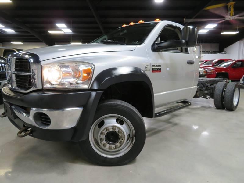 2008 Dodge Ram Pickup 5500 for sale at Diesel Of Houston in Houston TX