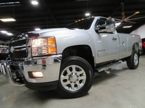 2013 Chevrolet Silverado 2500HD for sale at Diesel Of Houston in Houston TX