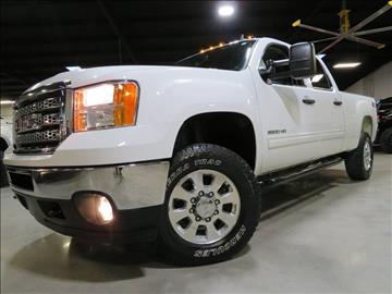 2014 GMC Sierra 2500HD for sale at Diesel Of Houston in Houston TX