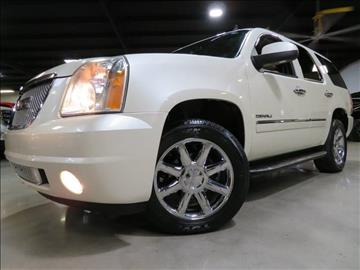 2012 GMC Yukon for sale at Diesel Of Houston in Houston TX