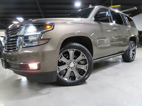 2016 Chevrolet Tahoe for sale at Diesel Of Houston in Houston TX