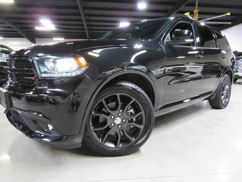2015 Dodge Durango for sale at Diesel Of Houston in Houston TX