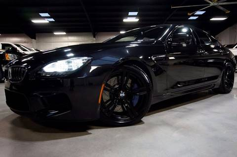 2014 BMW M6 for sale at Diesel Of Houston in Houston TX