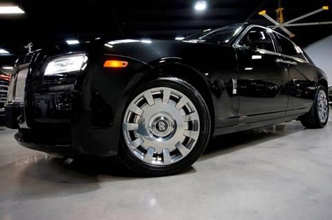 2013 Rolls-Royce Ghost for sale at Diesel Of Houston in Houston TX