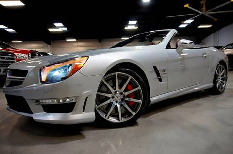 2013 Mercedes-Benz SL-Class for sale at Diesel Of Houston in Houston TX