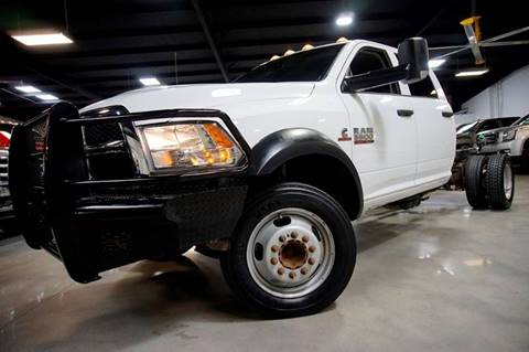 2013 RAM Ram Chassis 5500 for sale at Diesel Of Houston in Houston TX