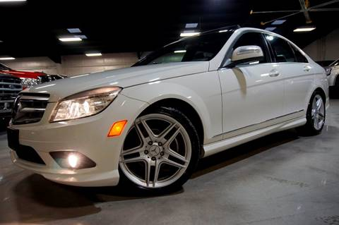 2008 Mercedes-Benz C-Class for sale at Diesel Of Houston in Houston TX